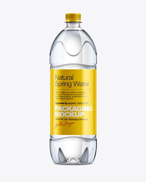 Download Plastic Bottle Mockup Free Psd PSD - Free PSD Mockup Templates
