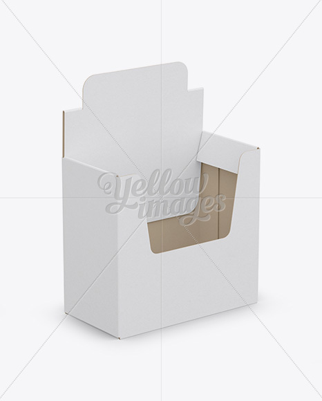 Download Box With Sachets Mockup Front View PSD - Free PSD Mockup Templates