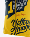 Men's Cycling Vest mockup (Half Side View)