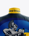 Men's Cycling Vest mockup (Back View)