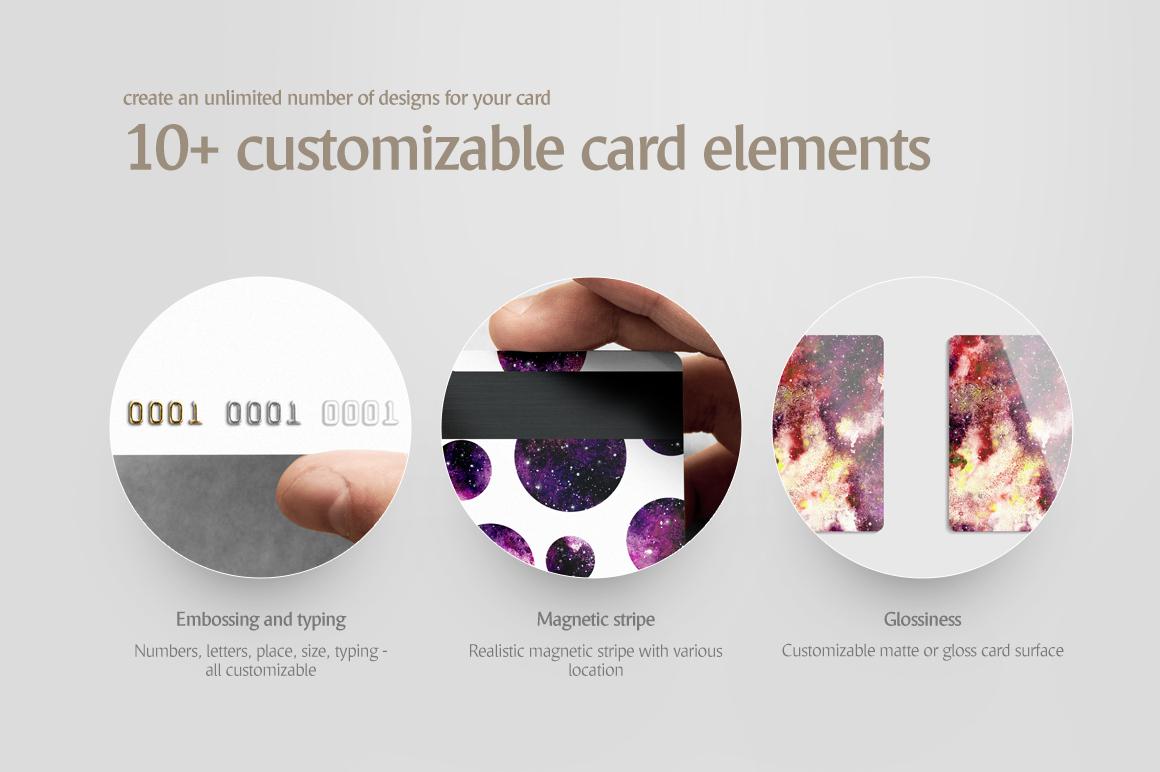 Plastic Card CREATOR