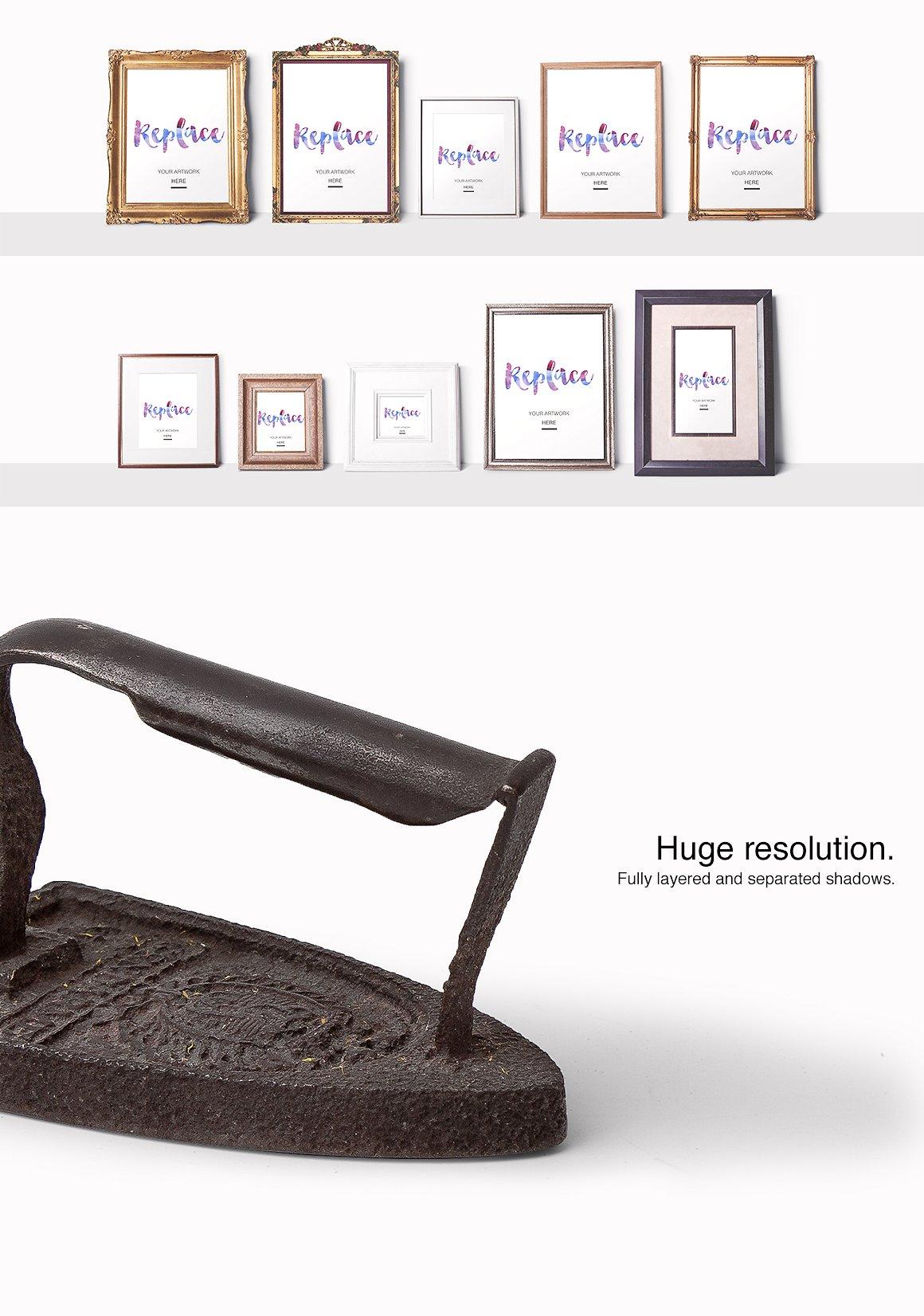 Artwork Showcase Generator