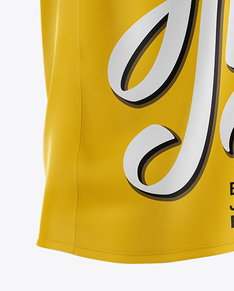 Download Basketball Jersey Mockup Half Side View Yellowimages