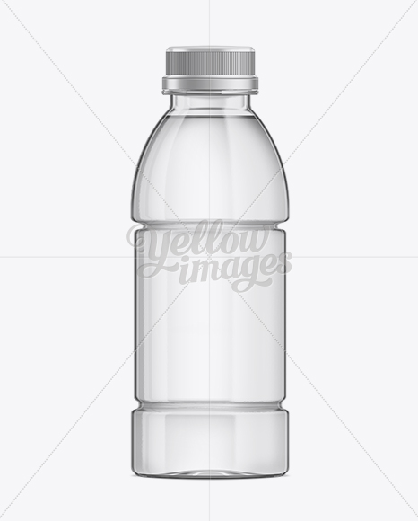 Download 500ml Clear Pet Bottle Mockup In Bottle Mockups On Yellow Images Object Mockups Yellowimages Mockups