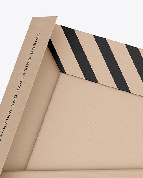 Paper Envelope Mockup