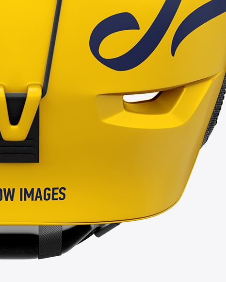 Download Safety Helmet Mockup Free Yellowimages