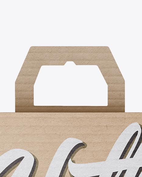Download Matte Square Box Mockup Front View PSD - Free PSD Mockup Templates
