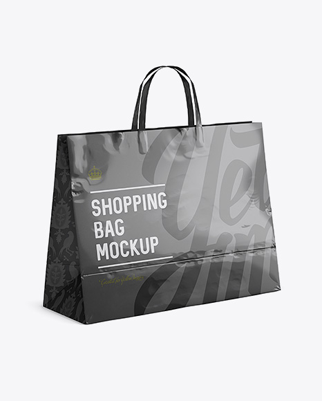 Download Paper Shopping Bag Mockup Free Yellowimages