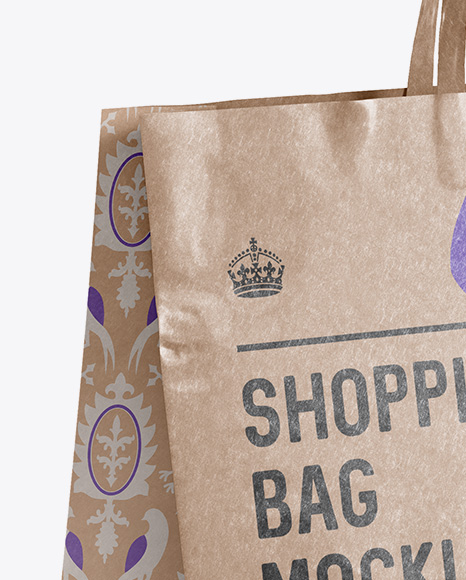Download Shopping Bag Mockup Psd Free Download Yellow Images