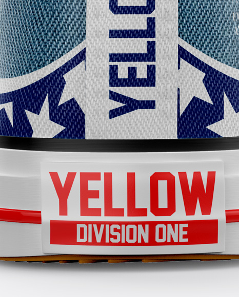 Download High Top Canvas Sneaker Mockup Half Side View Yellowimages