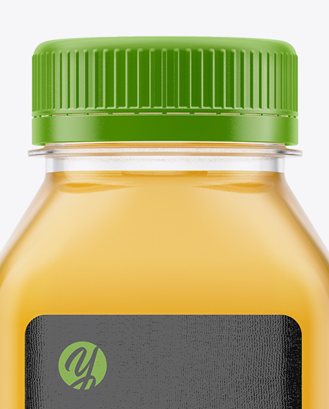 Download Green Smoothie Bottle Mockup Front View PSD - Free PSD Mockup Templates