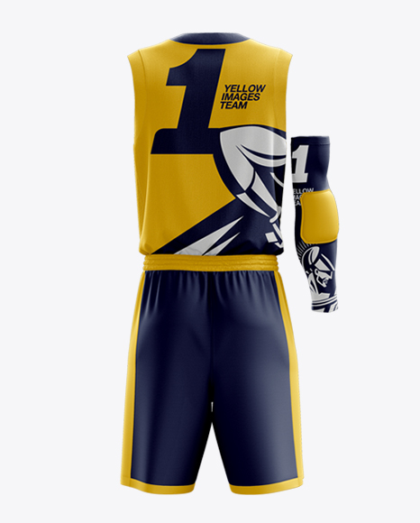 Download Basketball Kit W V Neck Tank Top Mockup Front View Yellowimages