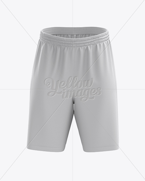 Download Shorts Mockup Side View Yellowimages