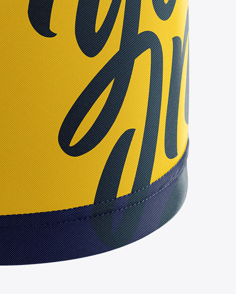 Download Boxing Headgear Mockup Front View Yellow Images