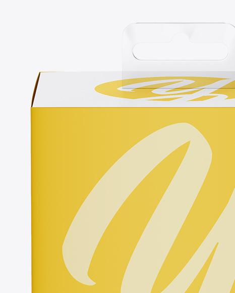 Download Hanging Packaging Mockup PSD - Free PSD Mockup Templates