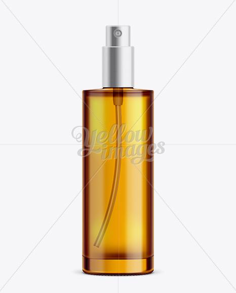Download Oil Glass Bottle Mockup PSD - Free PSD Mockup Templates