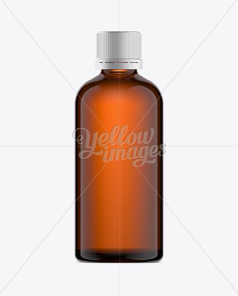 Essential Oil Bottle Mock-Up