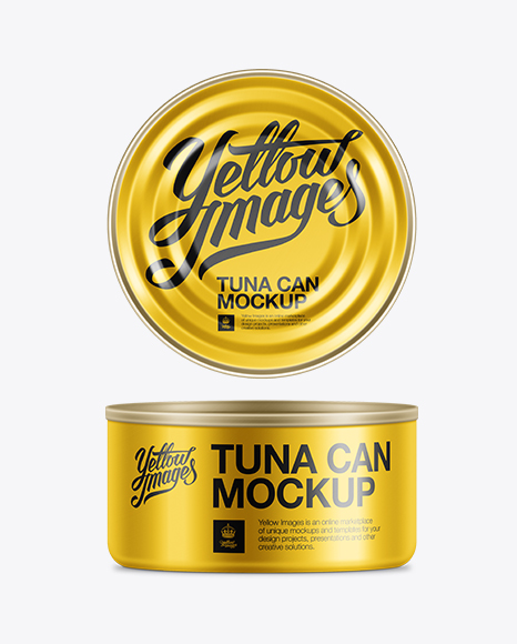 Tuna Can Mock-up