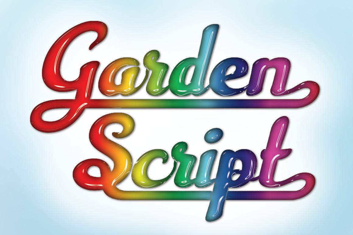 Garden Script