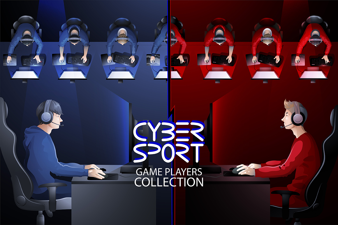 Cyber sport collection
