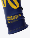 Arm Sleeve Mockup - Half Side View