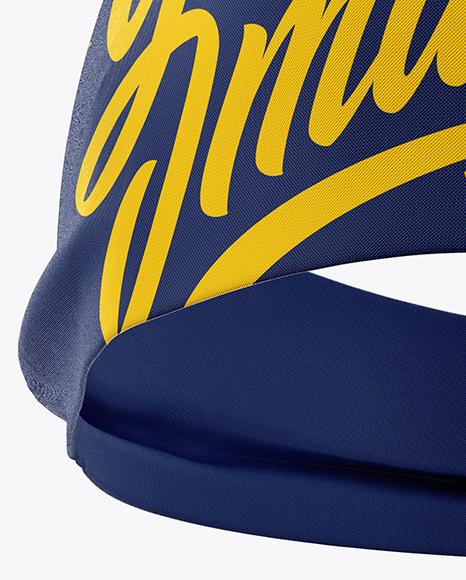 Download Baseball Sneaker Mockup Back View Yellowimages