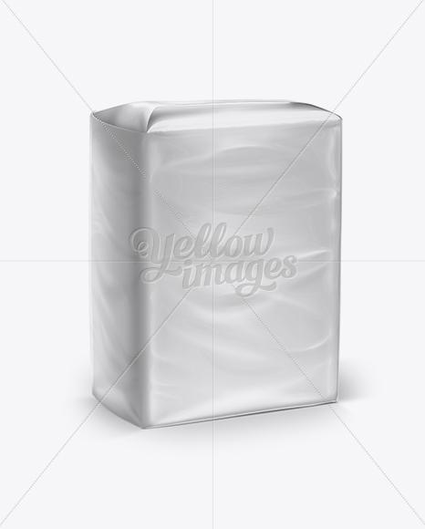 Training Pants Packaging - Half Side View Mockup