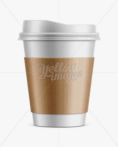 Download Small Paper Coffee Cup Mockup PSD - Free PSD Mockup Templates