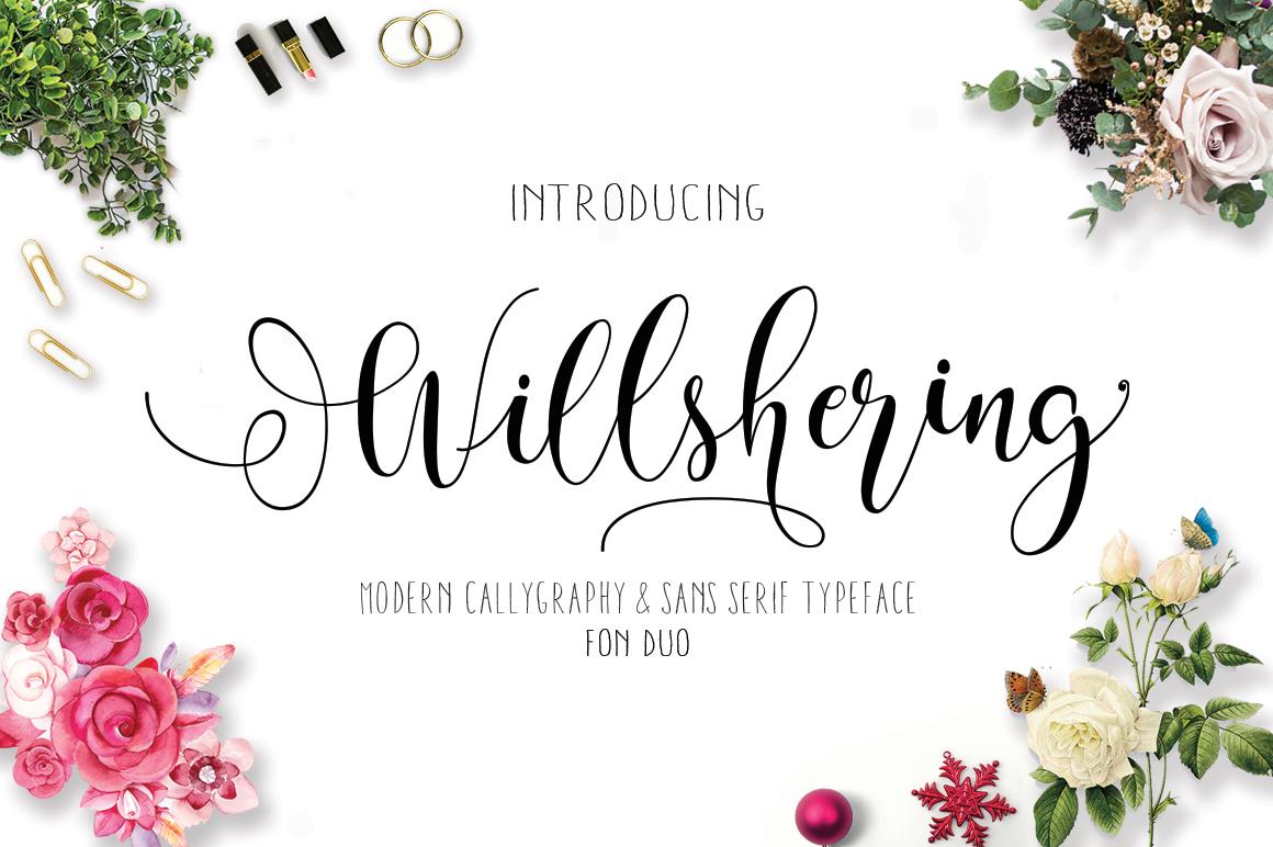 Willshering script