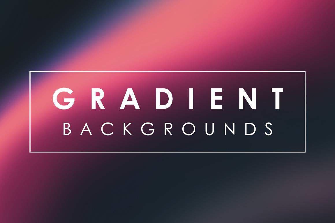 Gradient Backgrounds