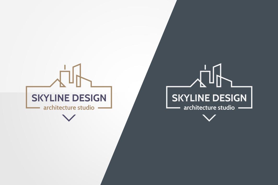 Architecture Logo Template