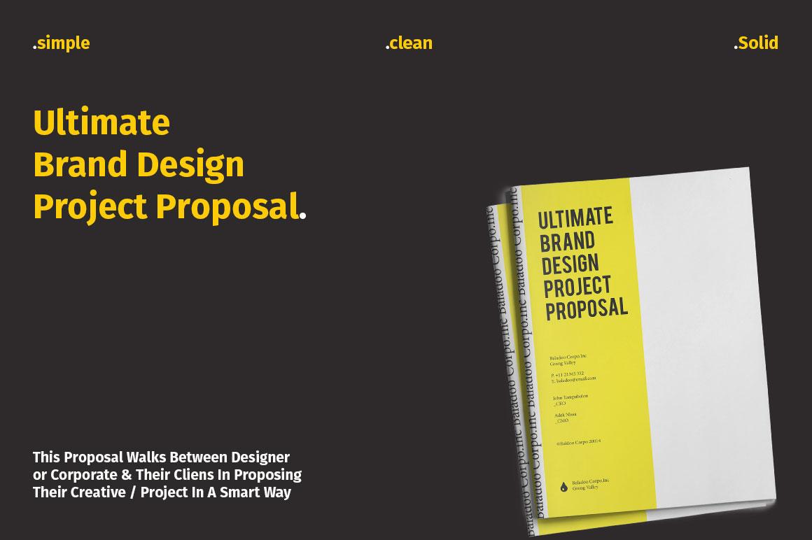 Ultimate Brand Design Proposal