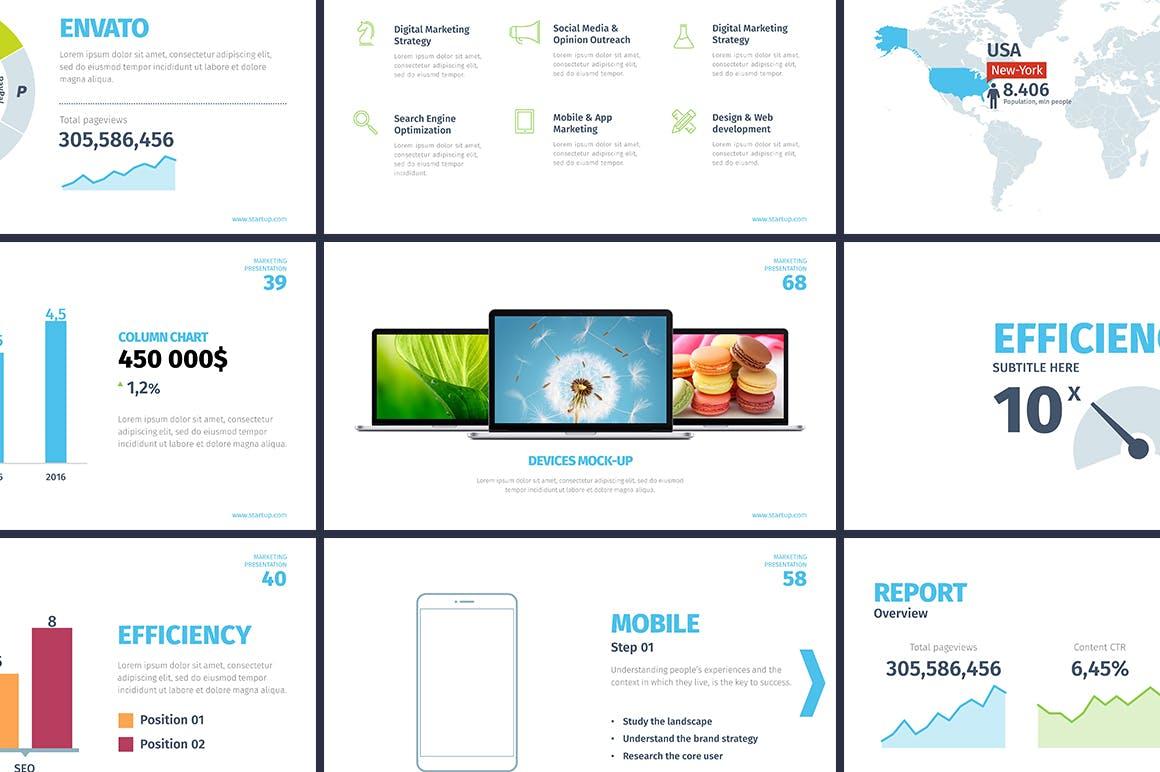 SIMPLECO: Modern simple presentation