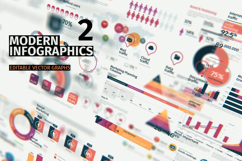 Modern infographics vol.2