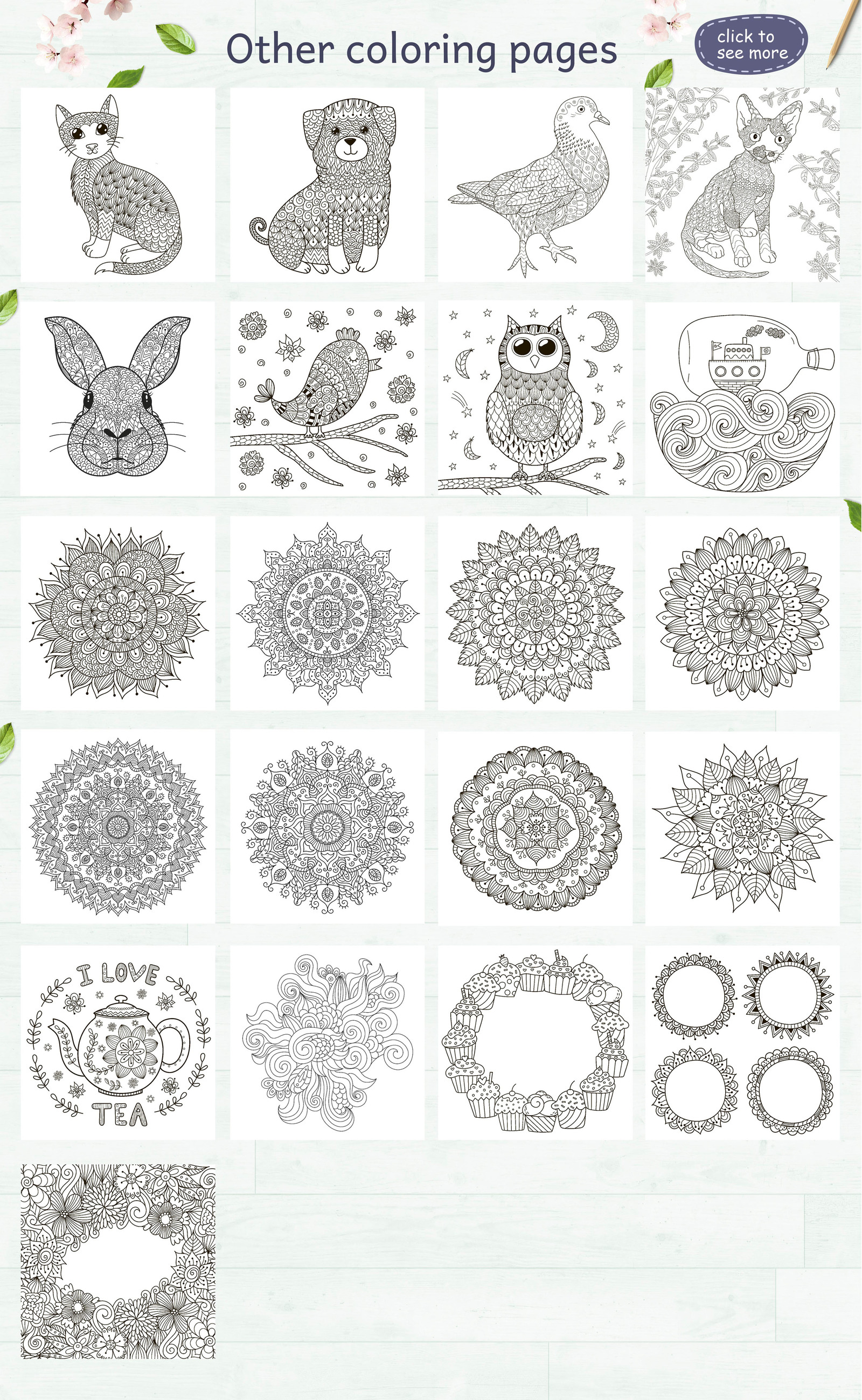 Coloring Pages Big Collection