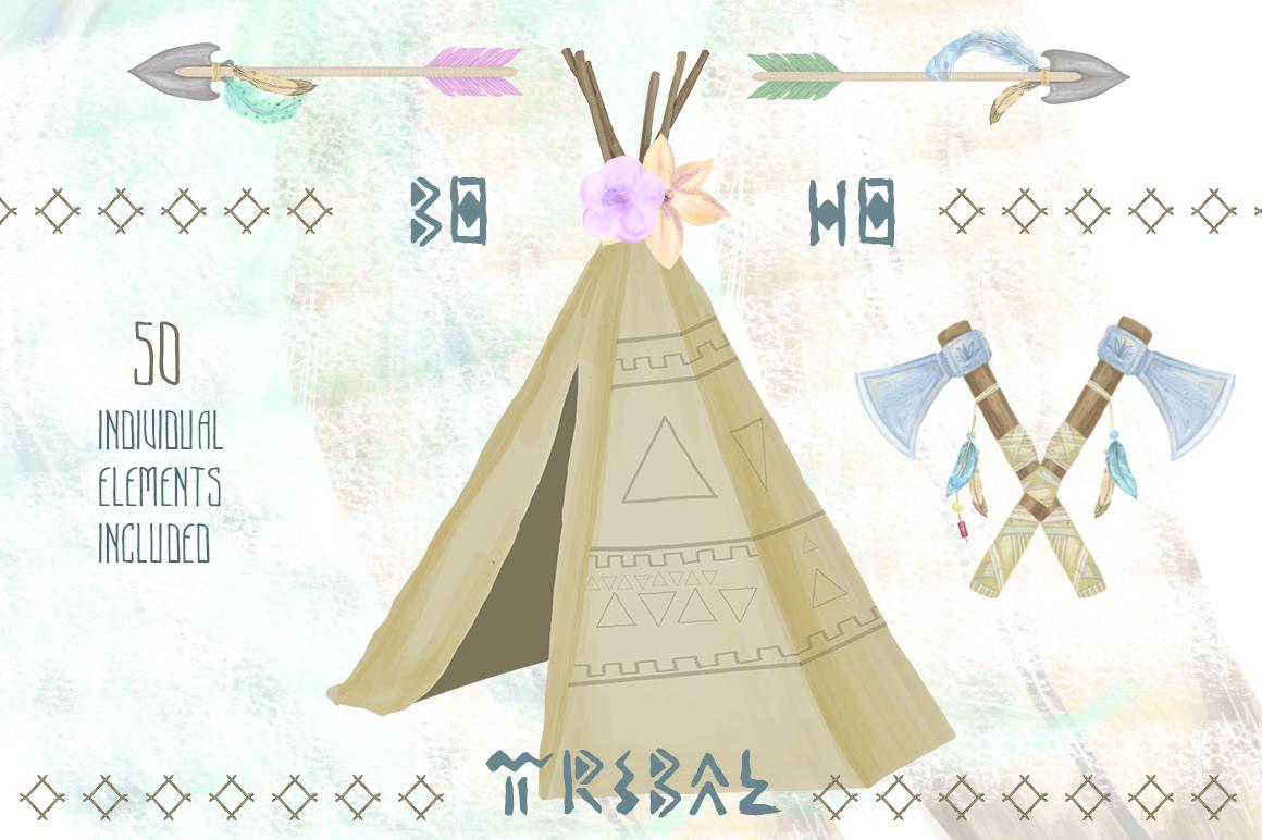 Dreamcatcher Tribal Set