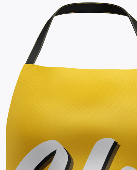 Download Apron Mockup Psd Yellowimages