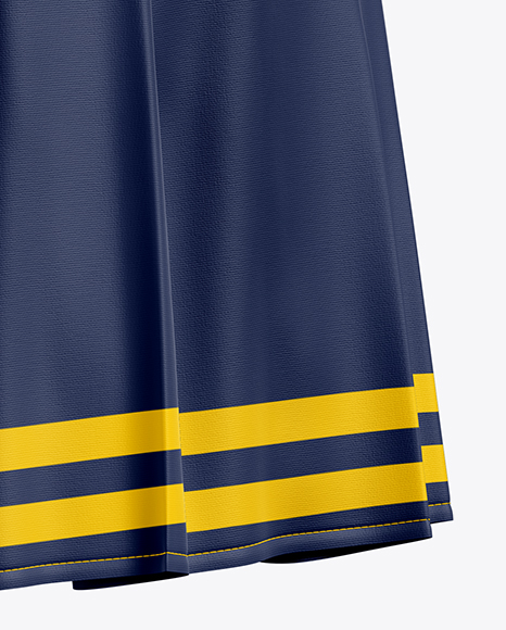 Download Skirt Mockup Half Side View Yellowimages