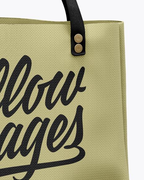 Download Canvas Bag Mockup Free Download PSD - Free PSD Mockup Templates