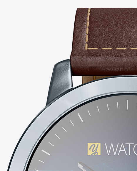 Watches Mockup - Front View