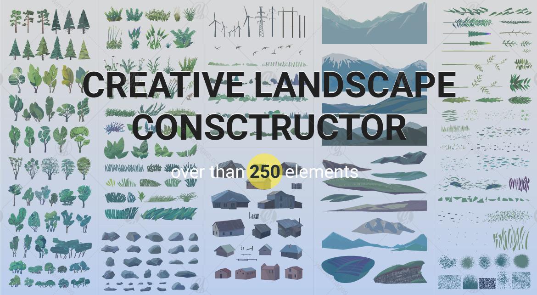 Creative landscape creator