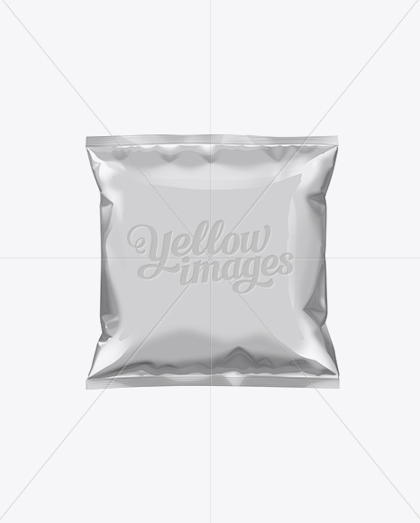 Download Snack Package Mockup In Flow Pack Mockups On Yellow Images Object Mockups Yellowimages Mockups