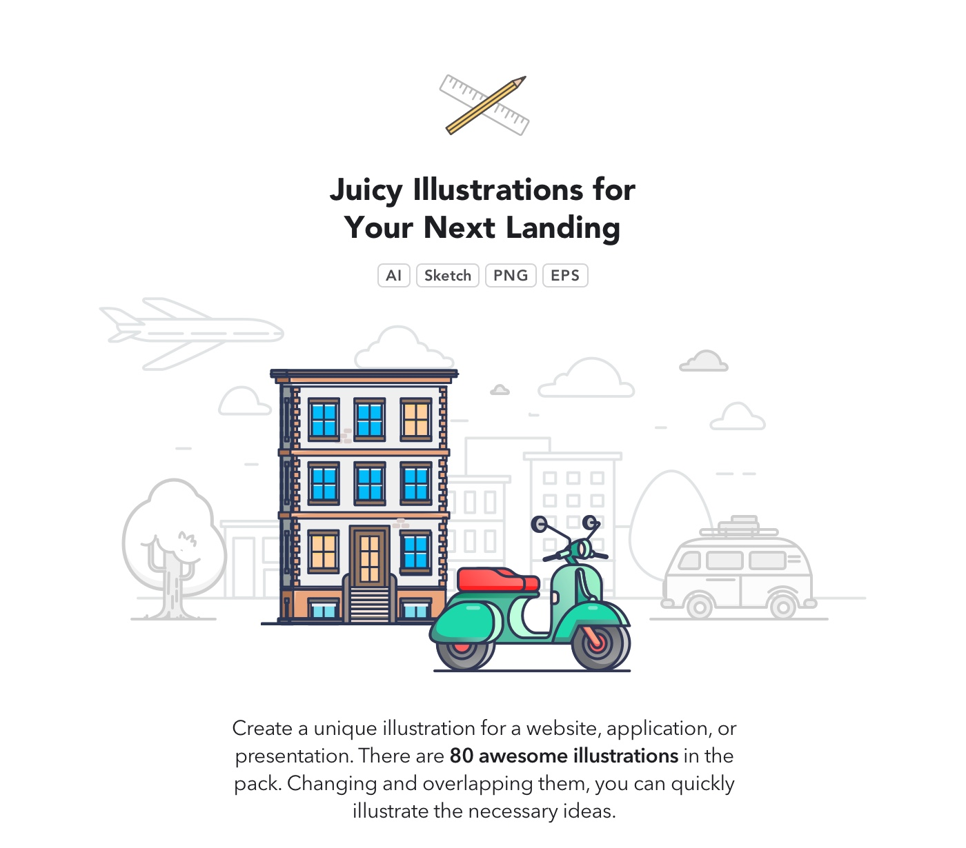 Juicy Illustrations