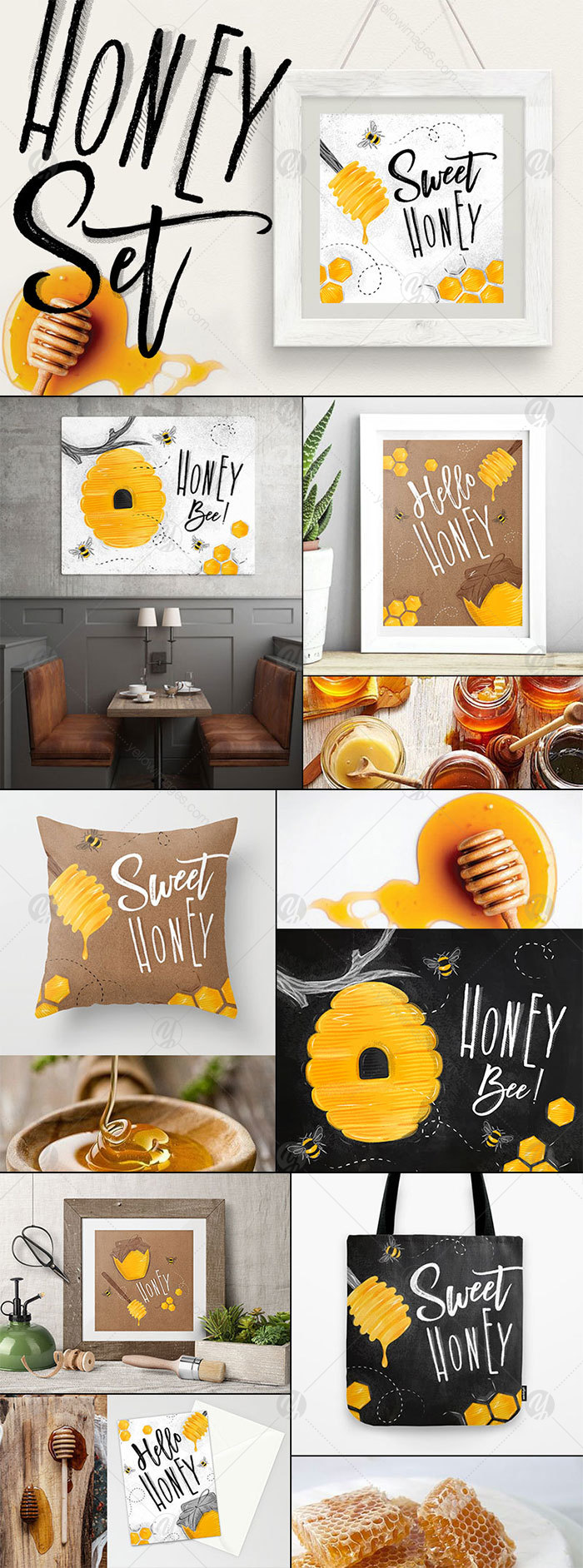 Honey Set