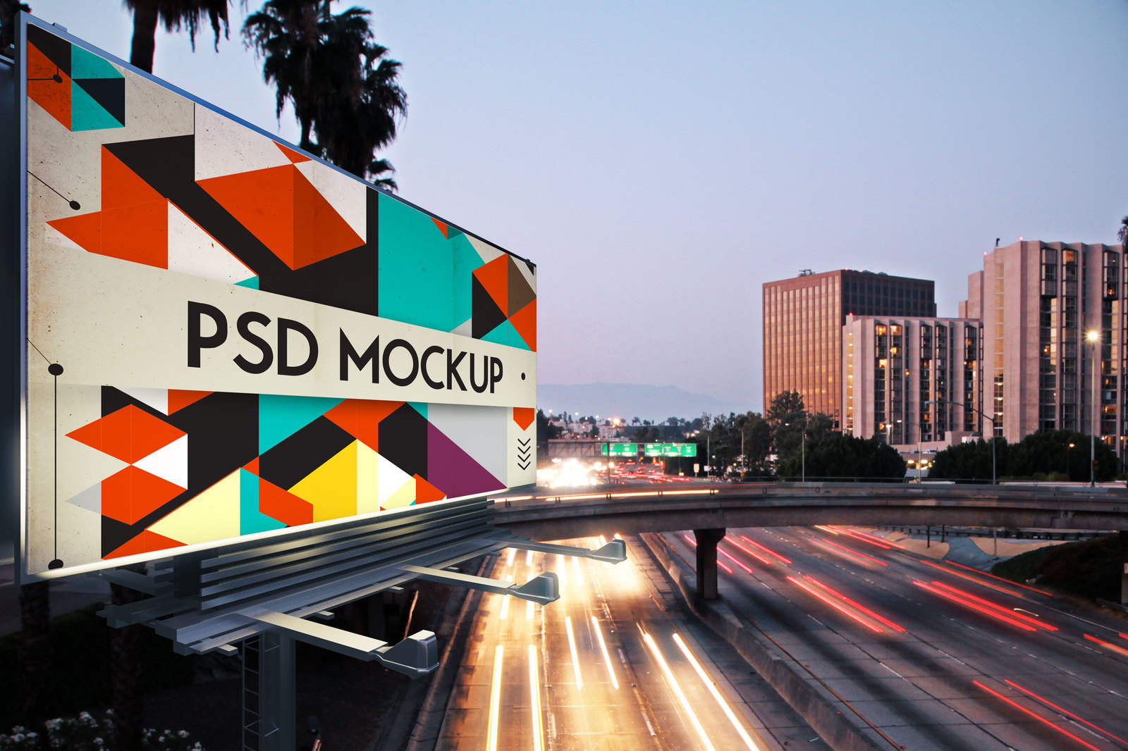Billboard Mock up