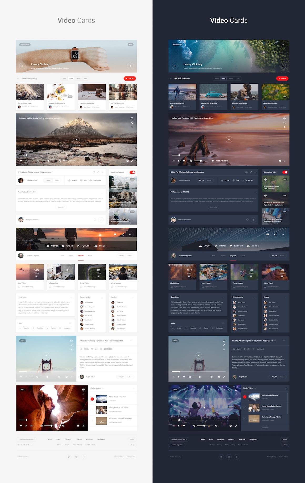Web Interface 1
