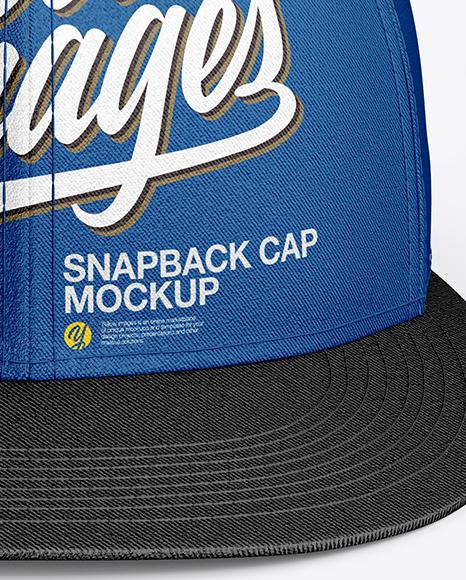 Download Flex Cap Mockup Half Side View Yellowimages