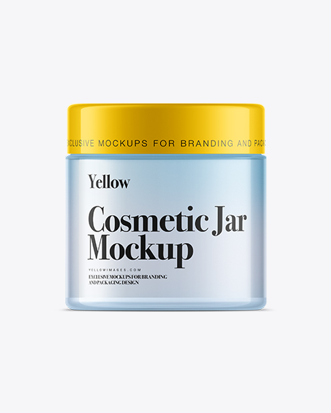 Free Download Cosmetic Cream Jar Mockup Free PSD - Free PSD Mockup Templates