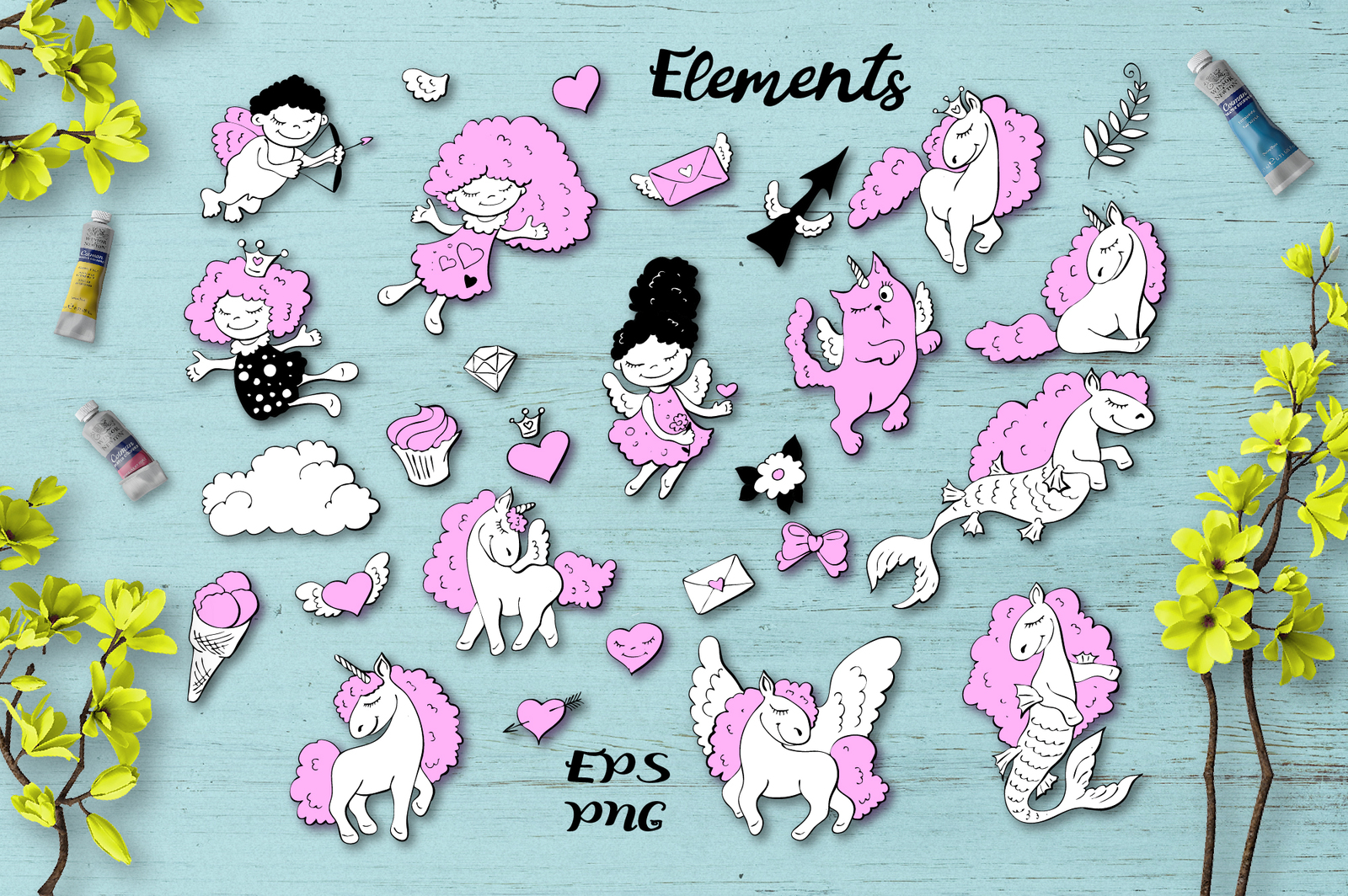 Unicorns and company