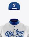 Men's Full Baseball Kit Mockup - Front View
